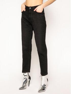 Lee Lee Regular Fit Jeans Carol L30UCPOZ Schwarz Regular Fit