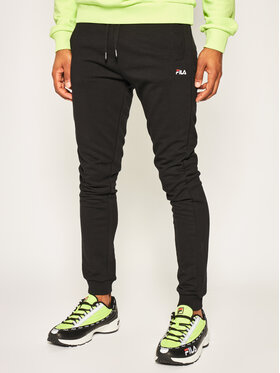 Fila Fila Pantaloni trening Edan Sweat 688166 Negru Regular Fit