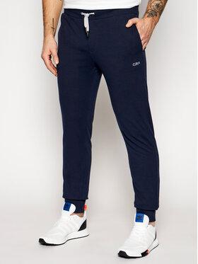 CMP CMP Spodnie dresowe 3C88577T Granatowy Regular Fit