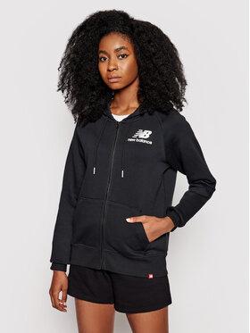 New Balance New Balance Sweatshirt Essentials WJ03535 Noir Relaxed Fit