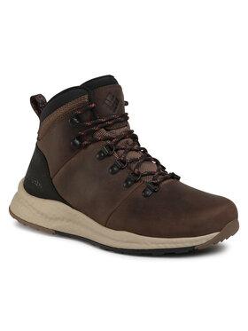 Columbia Columbia Chaussures de trekking Sh/Ft Wp Hiker BM0818 Marron