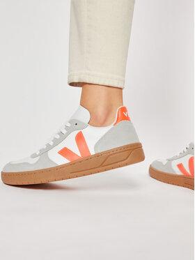 Veja Veja Sneakers V-10 B-Mesh VX012369 Alb