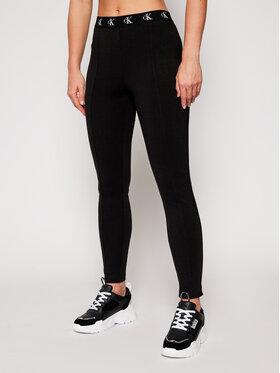 Calvin Klein Jeans Calvin Klein Jeans Клинове Logo J20J214910 Черен Slim Fit