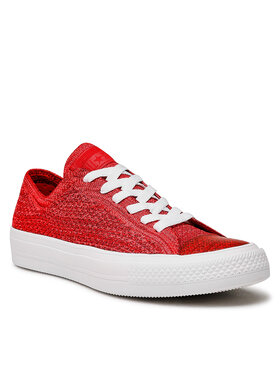 Converse Converse Кросівки Ctas X Nike Flyknit Ox 157593C Червоний