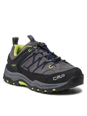 CMP CMP Туристически Kids Rigel Low Trekking Shoes Wp 3Q13244 Сив