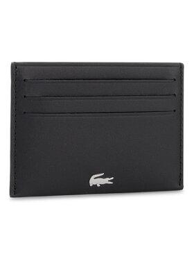 Lacoste Lacoste Pouzdro na kreditní karty Credit Card Holder NH1346FG Černá