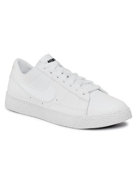 Nike Nike Batai Blazer Low (GS) 555190 102 Balta