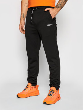 Calvin Klein Jeans Calvin Klein Jeans Παντελόνι φόρμας J30J317370 Μαύρο Regular Fit