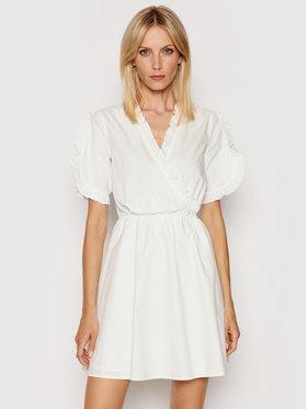 NA-KD NA-KD Vestito da giorno Frill Detail 1018-006849-0001-580 Bianco Regular Fit