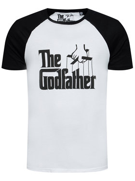 Only & Sons ONLY & SONS T-Shirt Godfather 22020213 Biały Regular Fit
