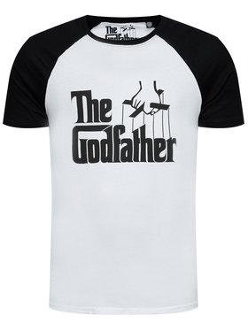 Only & Sons ONLY & SONS Tričko Godfather 22020213 Biela Regular Fit