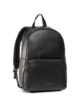 Calvin Klein Calvin Klein Дамска чанта Ck Central Round Backpack K50K505675 Черен