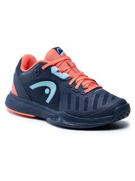 Head Head Παπούτσια Sprint Team 3.0 2021 274301 Σκούρο μπλε