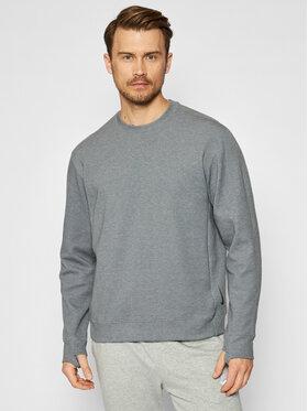 Nike Nike Sweatshirt Yoga CU6245 Gris Standard Fit