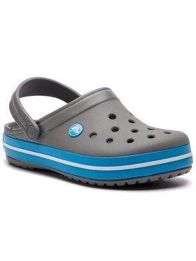 Crocs Crocs Klapki Crocband 11016 Szary