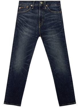 Polo Ralph Lauren Polo Ralph Lauren Jeansy 323784322 Granatowy Slim Fit