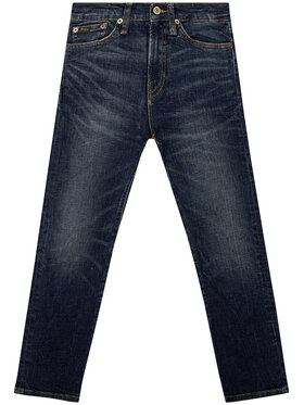 Polo Ralph Lauren Polo Ralph Lauren Τζιν 323784322 Σκούρο μπλε Slim Fit