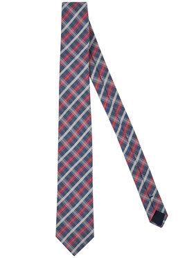 Tommy Hilfiger Tailored Tommy Hilfiger Tailored Krawatte Check TT0TT06887 Bunt