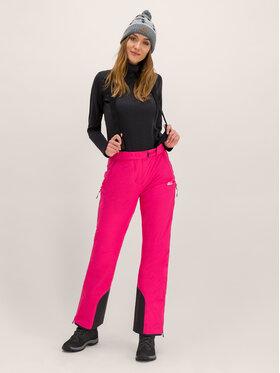 Jack Wolfskin Jack Wolfskin Lyžařské kalhoty Bridgeport 1111841-2054 Růžová Regular Fit