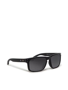 Oakley Oakley Okulary przeciwsłoneczne Holbrook 0OO9102-U355 Czarny