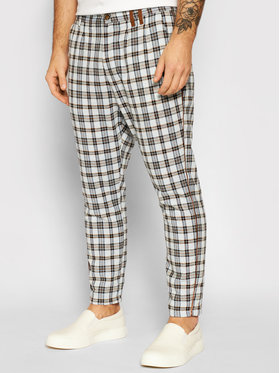 Imperial Imperial Pantaloni din material PD1PBNU Colorat Regular Fit