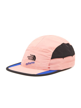 The North Face The North Face Шапка с козирка Extreme Ball Cap NF0A3VVJL291 Розов