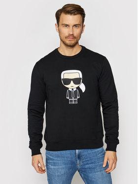 KARL LAGERFELD KARL LAGERFELD Sweatshirt Ikonik 705060 511951 Noir Regular Fit