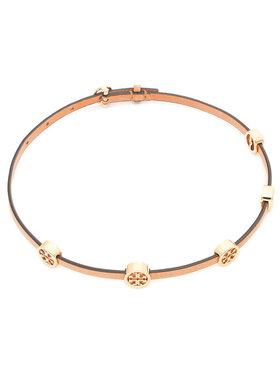 Tory Burch Tory Burch Apyrankė Miller Double-Wrap Bracelet 82720 Ruda