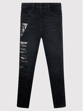 Guess Guess Дънки J1BA01 D4H30 Черен Skinny Fit
