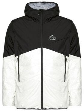 Maloja Maloja Zimná bunda WangdiM. 30214-1-0821 Čierna Regular Fit