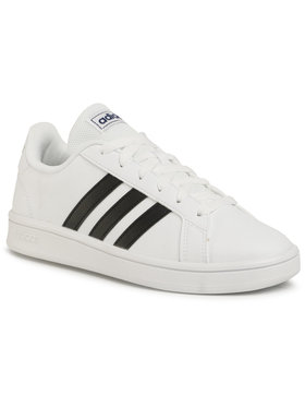 adidas adidas Buty Grand Court Base EE7904 Biały