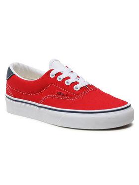 Vans Vans Πάνινα παπούτσια Era 59 VN0A34584CK1 Κόκκινο
