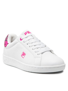 Fila Fila Sneakersy Crosscourt 2 A Low 1011329.96M Biela