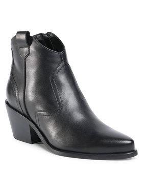 Gino Rossi Gino Rossi Členková obuv 46106-01 Čierna