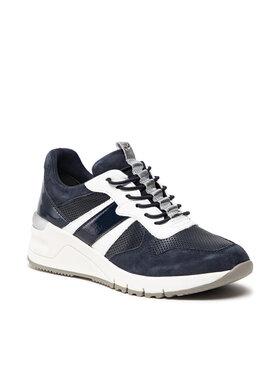Tamaris Tamaris Sneakersy 1-23787-36 Granatowy