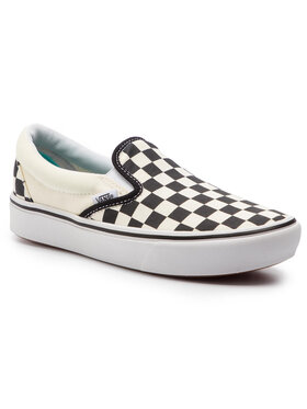 Vans Vans Πάνινα παπούτσια Comfycush Slip-On VN0A3WMDVO41 Μπεζ