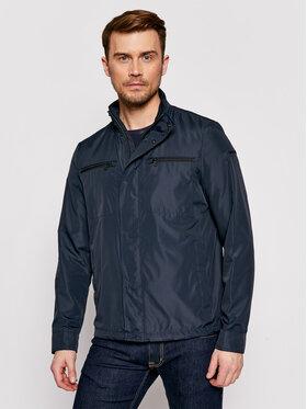 Geox Geox Átmeneti kabát Jharrod M1220H T2611 F4386 Sötétkék Regular Fit