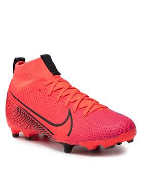 Nike Nike Buty Jr Superfly 7 Academy Fg/Mg AT8120 606 Różowy