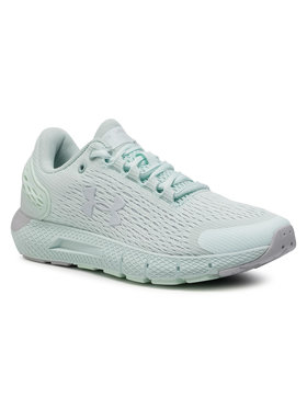 Under Armour Under Armour Boty Ua W Charged Rogue 2 3022602-402 Zelená