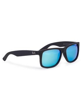 Ray-Ban Ray-Ban Okulary przeciwsłoneczne Justin 0RB4165 622/55 Czarny