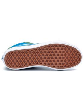 Vans Vans Sneakersy Sk8-Hi Zip VN0A4UI4WK91 Zelená