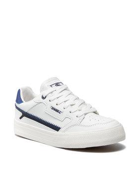 O'Neill O'Neill Sneakersy Trestles Low Jr 90211047 Biela