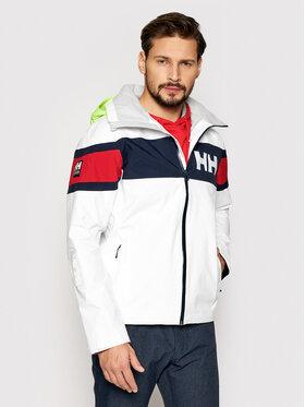 Helly Hansen Helly Hansen Vodootporna jakna Salt Flag 33909 Bijela Regular Fit