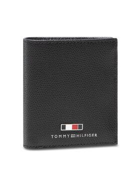 Tommy Hilfiger Tommy Hilfiger Малък мъжки портфейл Business Trifold AM0AM07809 Черен
