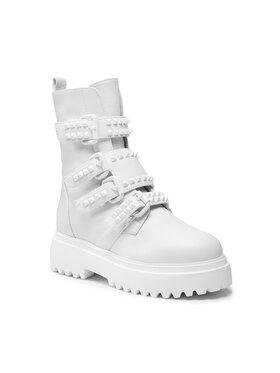Le Silla Le Silla Bottes de randonnée Ranger 6490P020 Blanc