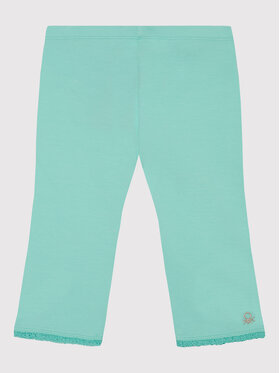 United Colors Of Benetton United Colors Of Benetton Leggings 3MT1I0820 Grün Slim Fit
