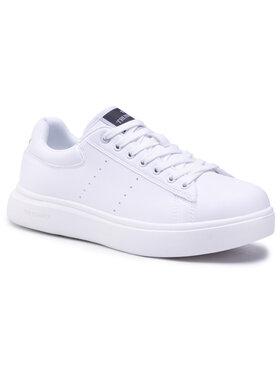 Trussardi Trussardi Sneakersy 77A00340 Biela