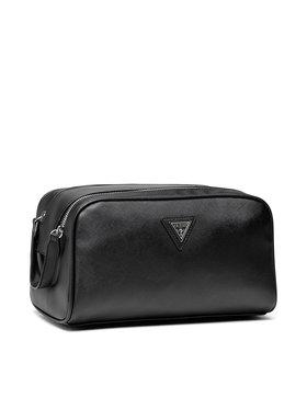 Guess Guess Kosmetický kufřík Certosa HMCRTS P1342 Černá