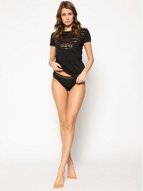 Emporio Armani Underwear Emporio Armani Underwear Pyžamo 163817 9A232 00020 Černá
