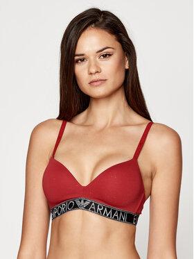 Emporio Armani Underwear Emporio Armani Underwear Soutien-gorge sans armatures 164410 0A225 00173 Rouge